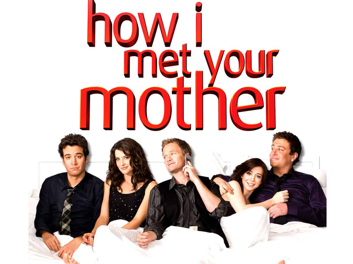 How I met your mother series