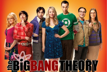 BIG BANG THEORY tv series