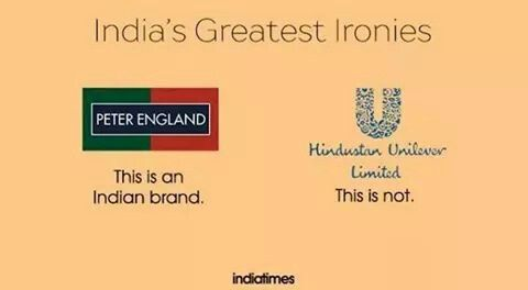 India's Greatest Ironies