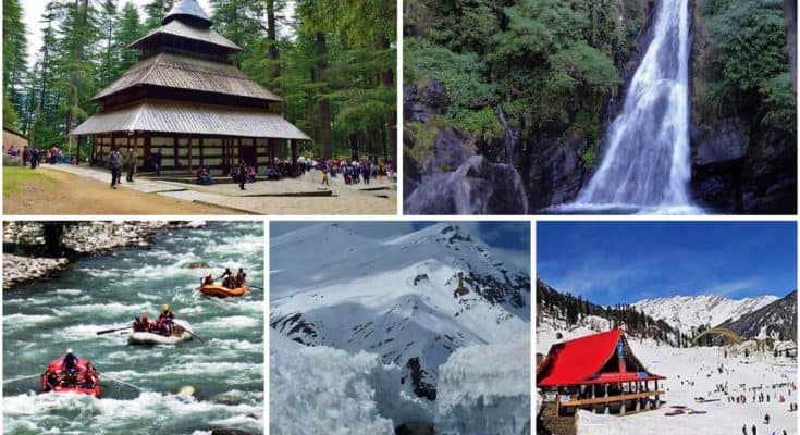 places to see in Manali collage