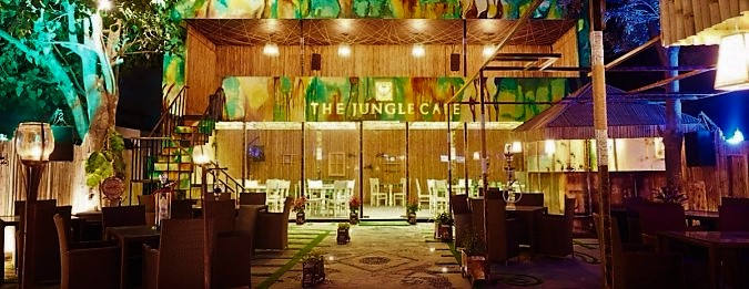 The Jungle Cafe