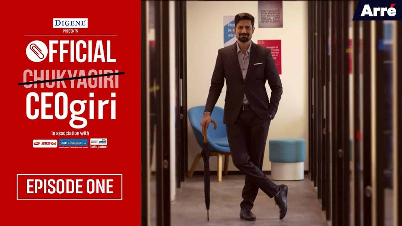 Official CEOgiri web series