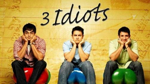 3 Idiots: Movies to Watch in 2020