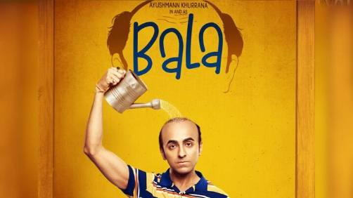 Bala movie bollywood movies released in 2019
