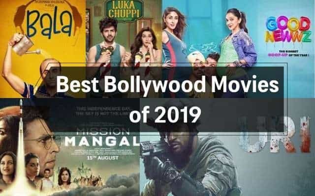 Best Bollywood Movies of 2019