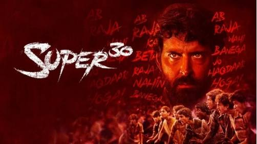 Super 30 movie latest bollywood movies 2019